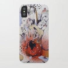 em poor mint iPhone X Slim Case