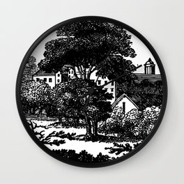 1827 Wall Clock