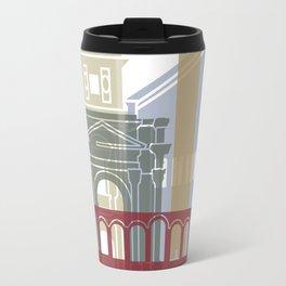 Verona skyline poster Travel Mug