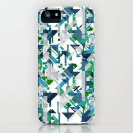 Mediterranean iPhone Case