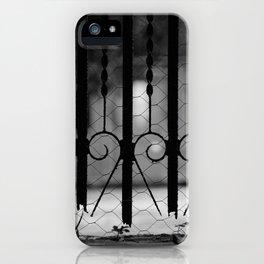 Heart Gate iPhone Case