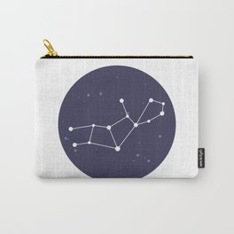 Virgo Constellation Carry-All Pouch
