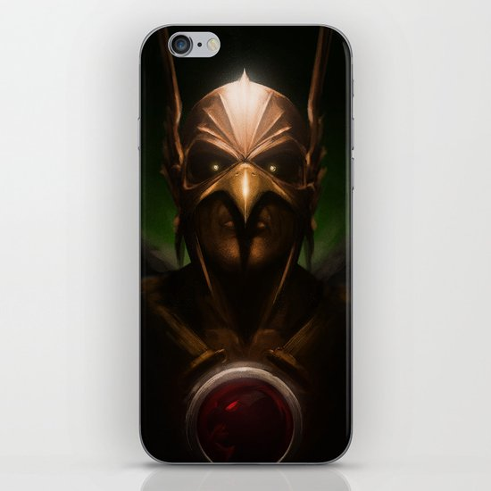 THANAGARIAN iPhone & iPod Skin