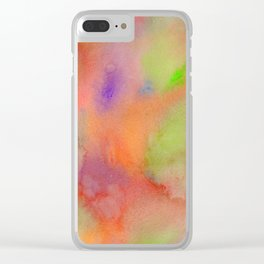Memory: study 1 Clear iPhone Case