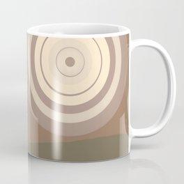 City Park - Hypnotized Bird Coffee Mug