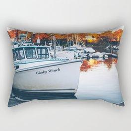 Gladys Winck Rectangular Pillow