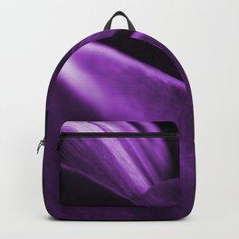 Ultraviolet Flower Petals #decor #society6 #homedecor Backpack