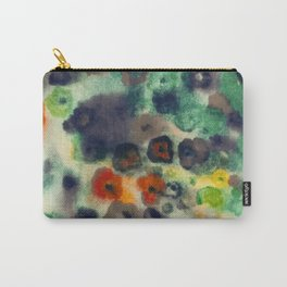 flower pattern IIII Carry-All Pouch
