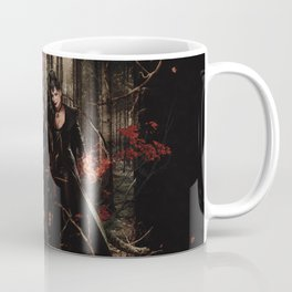 Outlaw Queen - Prince of Thieves and The Queen Coffee Mug