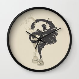 Dr. Jekyll & Mr. Hyde Wall Clock