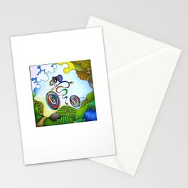 Bicycle, Cycling - Wine Country Rouleur Stationery Cards