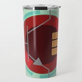 A Transistor Travel Mug