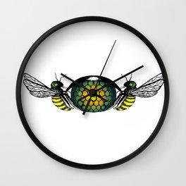 lamieldelojo . eye Wall Clock