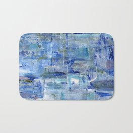 Blue Bay Bath Mat