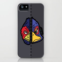 Old & New Falco Lombardi iPhone Case