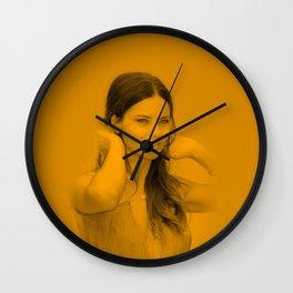 Adriana Lima - Celebrity Wall Clock