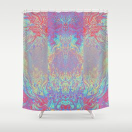 The Soft Death Shower Curtain