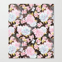 Blossom V2 #society6 #buyart #pattern Canvas Print