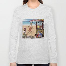 Summer girls Long Sleeve T-shirt