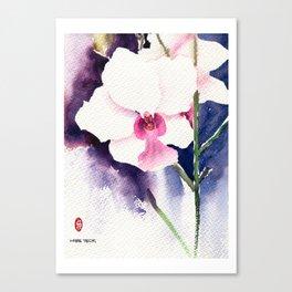 20130630 Singapore Orchid Canvas Print