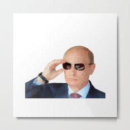 Mr. Putin Metal Print
