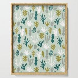Succulent + Cacti Dreams Serving Tray