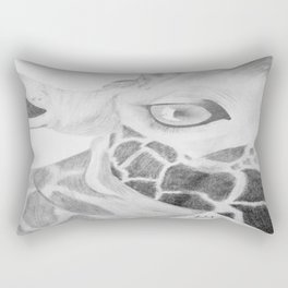 Window to the Soul Rectangular Pillow