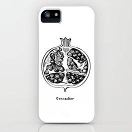 Grenadier iPhone Case