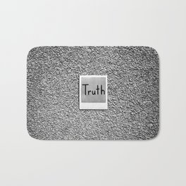 Truth Bath Mat