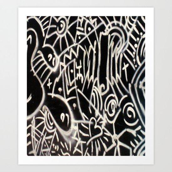 SOC Art Print