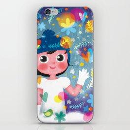 Hello Winter! iPhone Skin