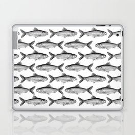 Alosa pseudoharengus (m) Laptop & iPad Skin
