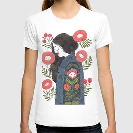 Hippie Girl T-shirt