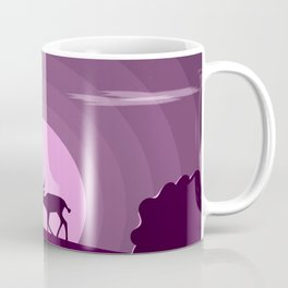 Night wild life Coffee Mug