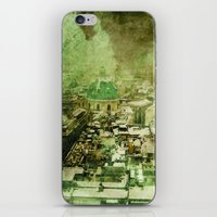 vienna iPhone & iPod Skins featuring Vienna 01 by Corrinna