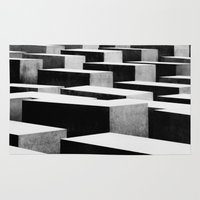 berlin Area & Throw Rugs featuring Berlin by Studio Laura Campanella