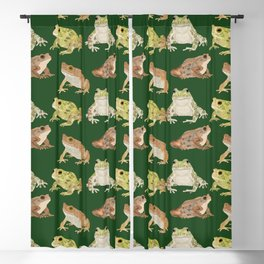 Toads Blackout Curtain