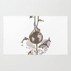 Earth melody Rug
