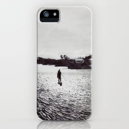 Low Tide, Bay of Fundy iPhone Case