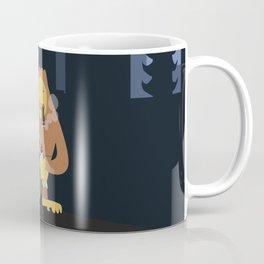 Nagmamahal, Kapre (Philippine Mythological Creatures Series) Coffee Mug