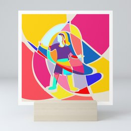 RESILIENCE Mini Art Print
