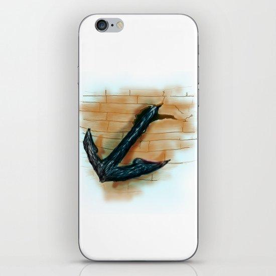 achor broken the ship iPhone & iPod Skin
