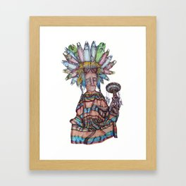 Off to Tortugas Framed Art Print