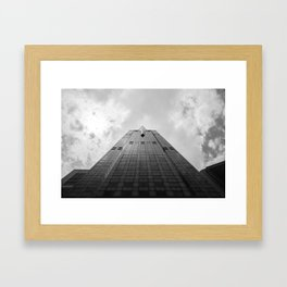 City #01 Framed Art Print