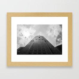 City #01 Framed Art Print