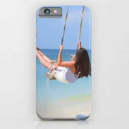 Summer bliss iPhone Case