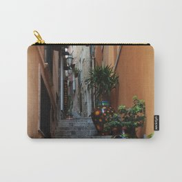 Alley in Sicily Carry-All Pouch