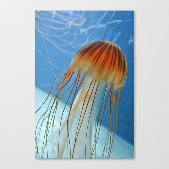 Jelly phone. Canvas Print