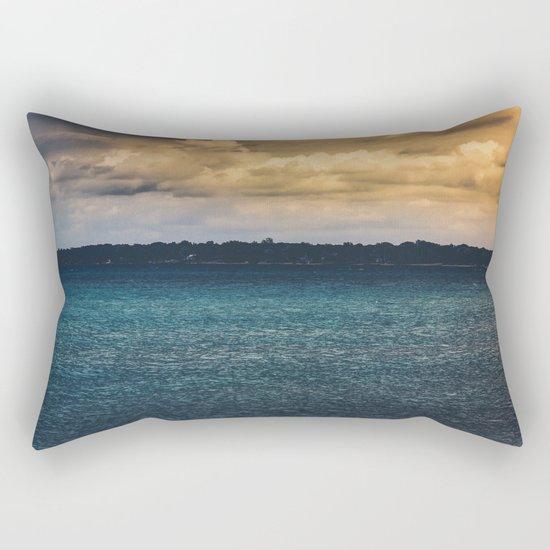 I Gave You Everything Rectangular Pillow
