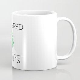 Powered by Plants Basil Coffee Mug